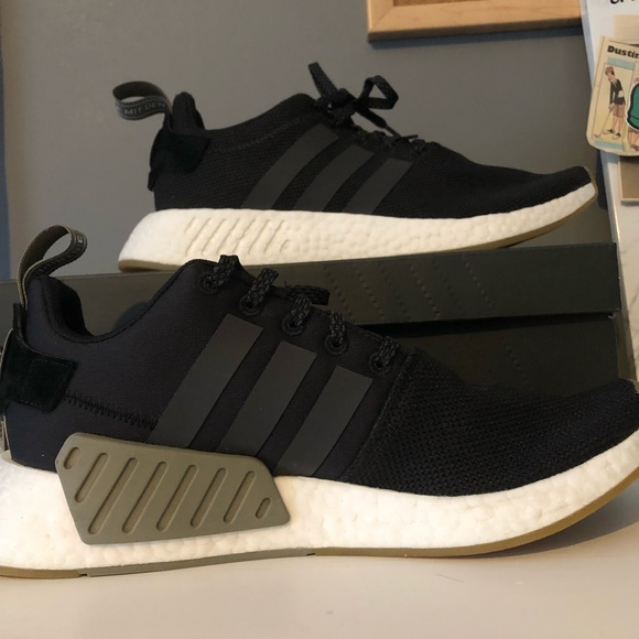 f815cbab8fbea3 adidas Other - Men s adidas NMD R2 black
